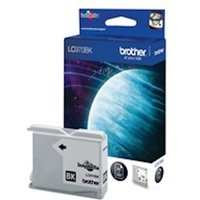Image of Brother LC-970BK Ink cartridge black, 350 pages, 9ml