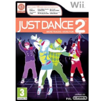 Just Dance 2 Game