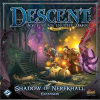 Descent Journeys in the Dark Second Edition Shadow of Nerekhall Expansion