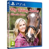 My Riding Stables Life With Horses PS4 Game