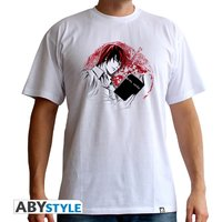 Death Note - Light Men's Large T-Shirt - White