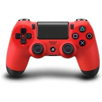 Ex-Display Official Sony Dualshock 4 Magma Red Controller PS4