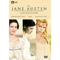 The Jane Austen ITV Collection - Mansfield Park / Northanger Abbey / Emma (3 Disc Box Set) DVD