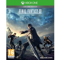 Final Fantasy XV Day One Edition Xbox One Game (Bonus DLC)