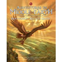 Adventures in Middle Earth: Rhovanion Region Guide Board Game