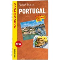 Portugal Marco Polo Travel Guide - with pull out map