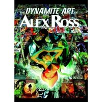 The Dynamite Art of Alex Ross Hardcover