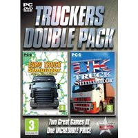 Truckers Double Pack (Euro Truck & UK Truck) Simulator Game