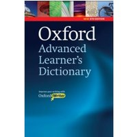Oxford Advanced Learner's Dictionary by Oxford University Press (Paperback, 2010)