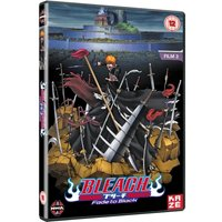 Bleach The Movie 3 Fade To Black DVD