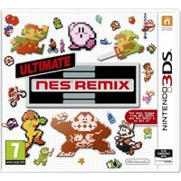 Ultimate NES Remix 3DS Game