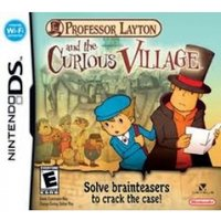 Professor Layton and the Curious Village Game