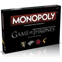 Ex-Display Monopoly Game Of Thrones Standard Edition