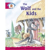 Literacy Edition Storyworlds Stage 5, Once Upon A Time World, The Wolf and the Kids