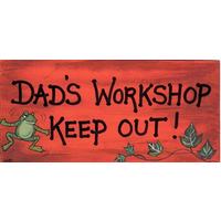 Dad's Workshop Pack Of 12