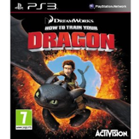 How To Train Your Dragon Game