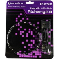 BitFenix Alchemy 2.0 Magnetic Connect 30 LED-Strip 60cm Purple