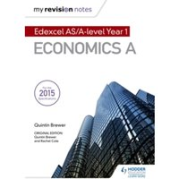 My Revision Notes: Edexcel AS Economics Second Edition by Quintin Brewer (Paperback, 2015)