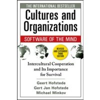 Cultures and Organizations: Software of the Mind, Third Edition