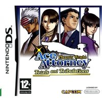 Phoenix Wright Ace Attorney 3 Trials & Tribulations Game