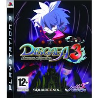 Disgaea 3 Absence of Justice Game