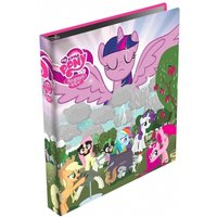 My Little Pony Series 2 Fun Packs Trading Cards Binder