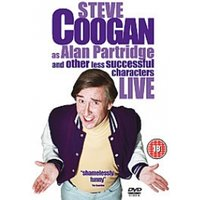Steve Coogan As Alan Partridge And Others