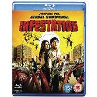 Infestation Rental Blu-Ray