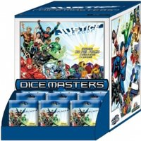 Dice Masters Justice League Gravity Feed - 90 Packs