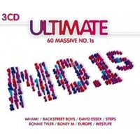 Ultimate No. 1's CD