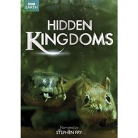 Hidden Kingdoms DVD