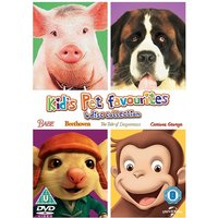 Kids' Favourite Pets Collection DVD