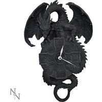 Protector of Time Dragon Clock