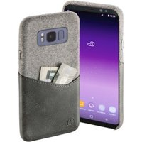 Hama Gentle Cover for Samsung Galaxy S8, light grey