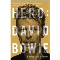Hero: David Bowie by Lesley-Ann Jones (Paperback, 2017)