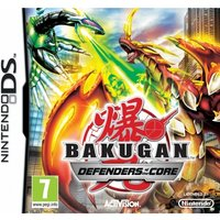 (USED) Bakugan Defenders Of The Core DS Game