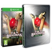 Don Bradman Cricket 17 Steelbook Edition Xbox One Game
