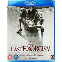 The Last Exorcism Blu-Ray