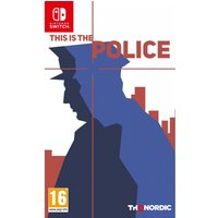 This Is The Police Nintendo Switch Game