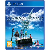 Zanki Zero Last Beginning PS4 Game