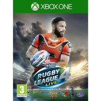 Rugby League Live 4 Xbox One Game