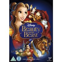 Disney Beauty & the Beast DVD