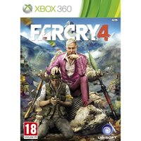Far Cry 4 Xbox 360 Game