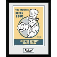 Fallout Needs You Collector Print