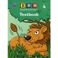 Scottish Heinemann Maths 4: Textbook Single