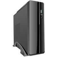 CiT S003B Thin Client Micro ATX 2 x USB 2.0 Black Case with 300W PSU