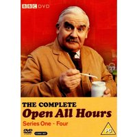 The Complete Open All Hours Series 1 to 4 DVD