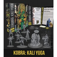 Batman Miniature Game Kobra Kali Yuga Bat-Box