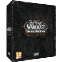 Ex-Display World of Warcraft Cataclysm Expansion Collector's Edition Game