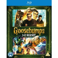 Goosebumps 1&2 Blu-ray